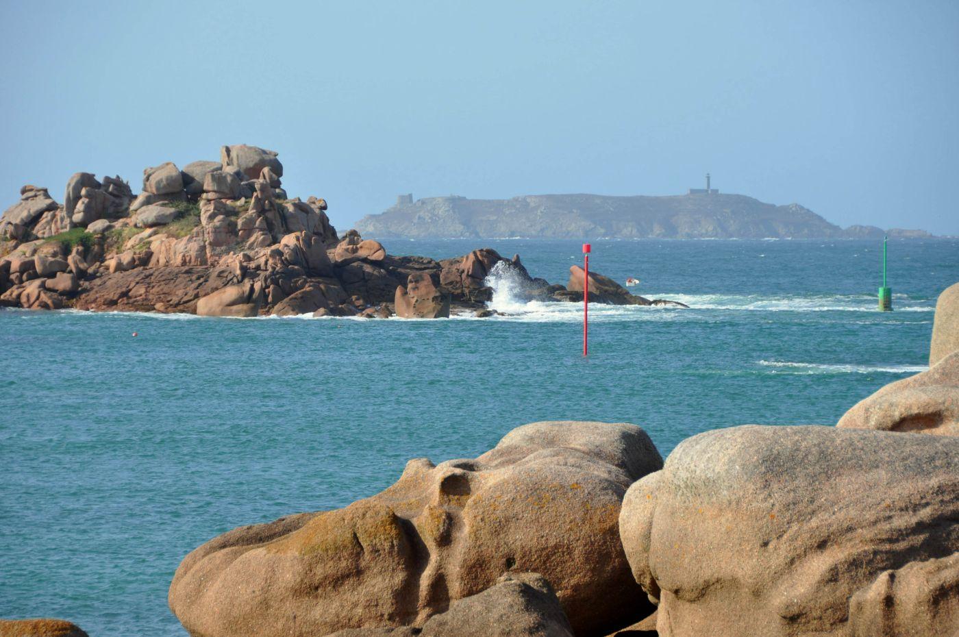 Côte de Granit rose - La Marinière en Voyage