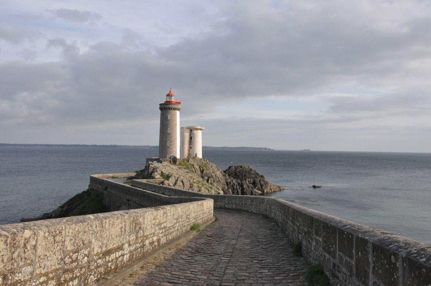 Phare du Petit Minou - Blog La Marinière en Voyage
