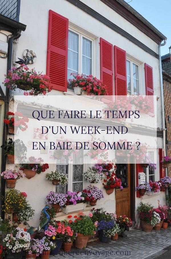 Que faire le temps d'un week-end en Baie de Somme ? - Blog La Marinière en Voyage